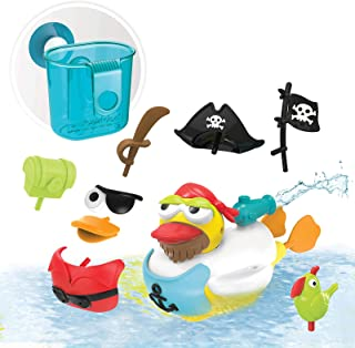 Yookidoo 40170 Jet Duck - Create A Pirate Bath Toy
