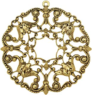 filigree circle