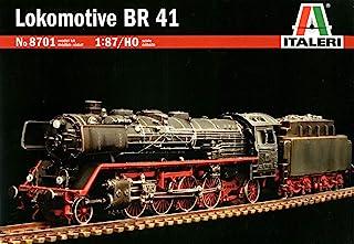 Italeri 8701 Locomotive Br41 1:87 Ho Plastic Kit