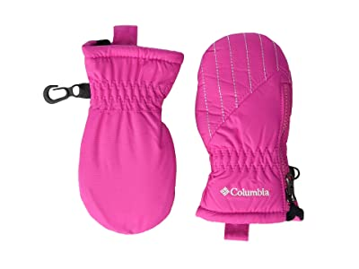 Columbia Kids Chippewatm II Mitten (Infant) (Pink Ice) Over-Mits Gloves