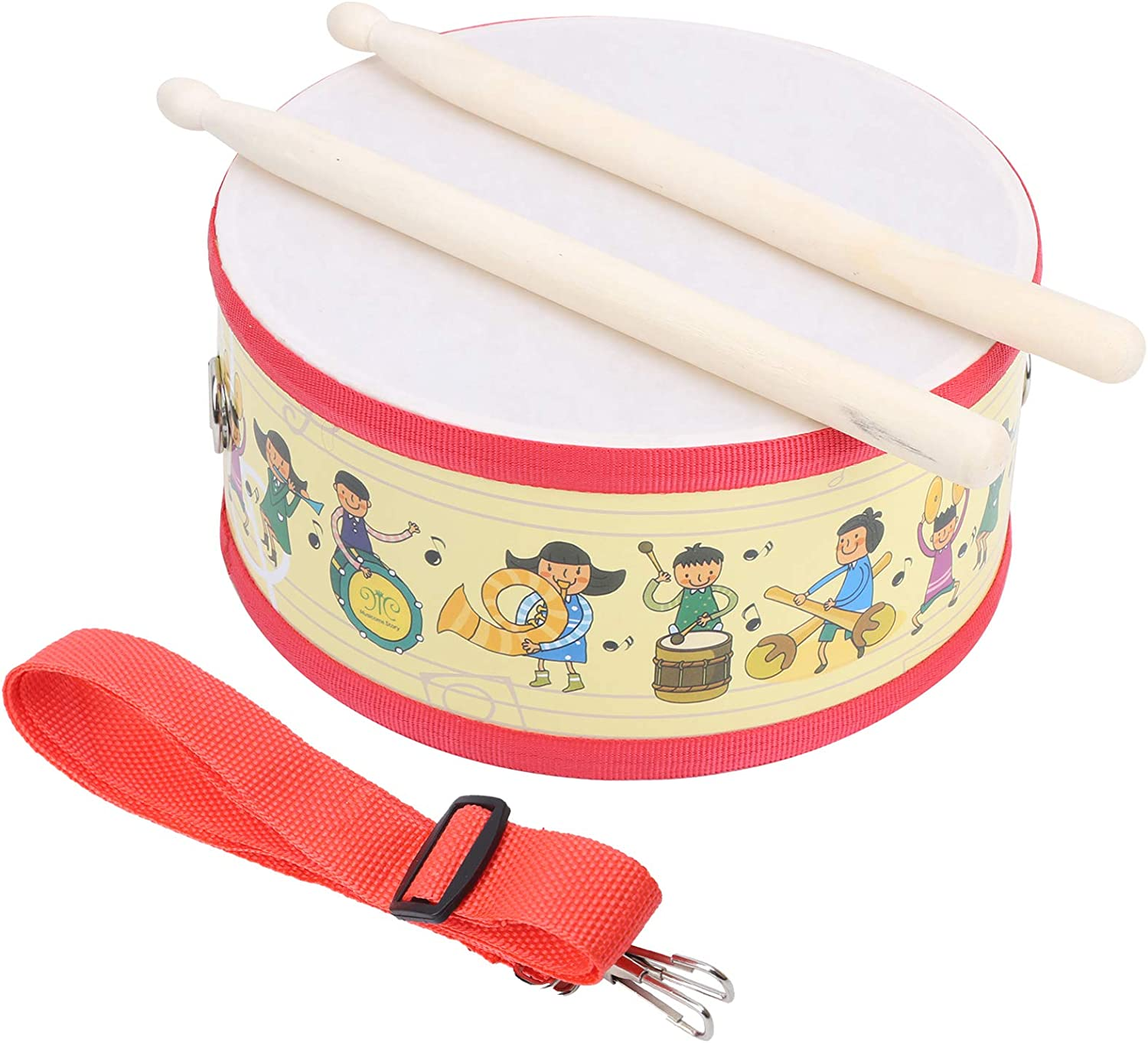 Wood Drum Kid Easy-to-use Hand Set Wooden Clearance SALE Limited time Par Side Beat Double KTV for