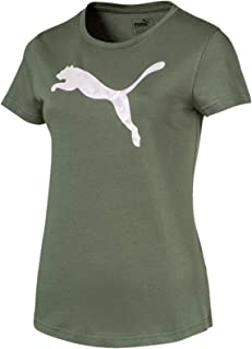 PUMA Women's Graphic Logo Tee