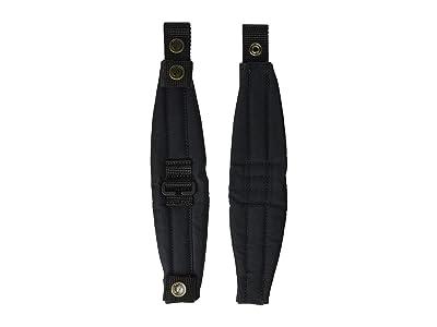 Fjallraven Kanken Mini Shoulder Pads (Black 1) Wallet
