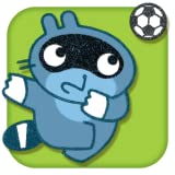 Pango joue au foot - Livre interactif pour enfants