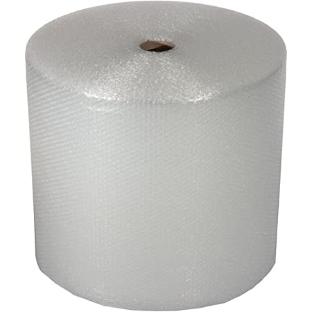 Large Roll of Bubble Wrap 500mm x 100m – Air Bubbles Packaging for House Moving & Packing Storage Boxes
