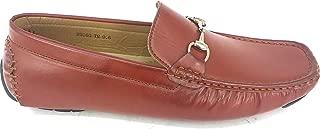 Men's Shoes SCANS Slip-on Driver Mocassin Faux Napa Leather