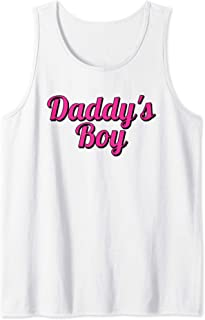 daddy's boy t shirt