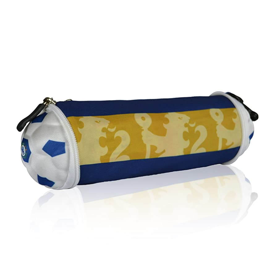 Official Chelsea FC Soccer Ball Pencil Case