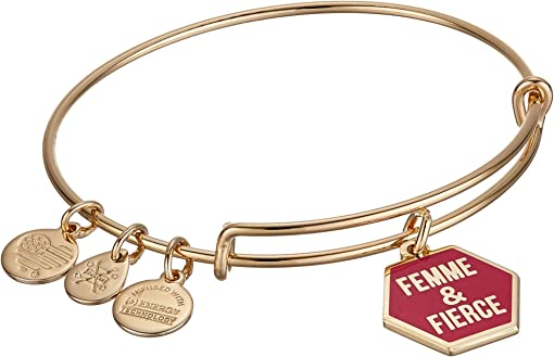 Gold/Femme & Fierce