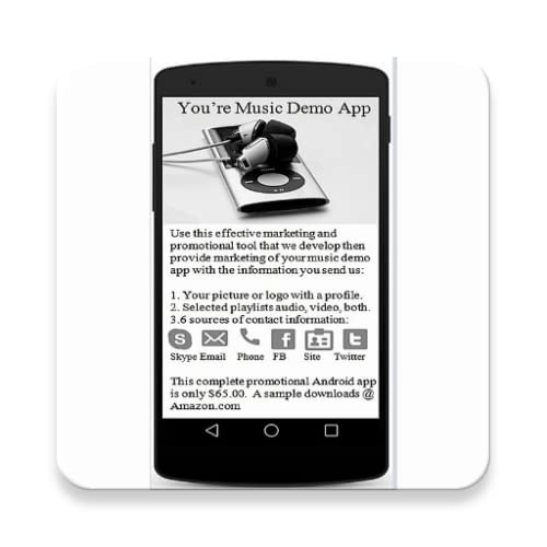 Your Music Demo App An Effective Needful Music Promotional Tool