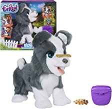 FurReal Friends Ricky, the Trick-Lovin' Interactive Plush Pet Toy, 100+..