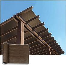LIXIONG Sunblock schaduwdoek Net, 95% UV-bestendig zonnebrandluifel, outdoor warmte-isolatie schaduw scherm voor patio tui...