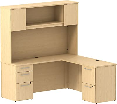 Amazon Com Sauder 401353 Orchard Hills Computer Desk L
