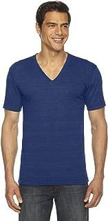 American Apparel TR461W Unisex Tri-Blend Short Sleeve V-Neck T-Shirt