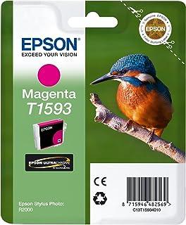 Epson T1593 Tintenpatrone Eisvogel, Singlepack, magenta