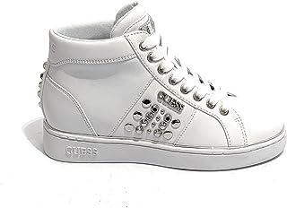 Blanco esGuess Mujer Zapatillas Zapatos Para Amazon BoCerxd