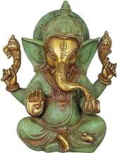 Lord Ganesha in Abhay Mudra - Brass Statue