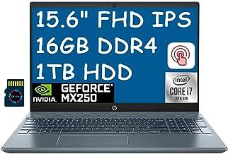 "Sponsored Ad - HP Pavilion 15 2020 Newest Premium Business Laptop I 15.6"" FHD IPS Touchscreen I 10th Gen Intel Quad-Core i..."