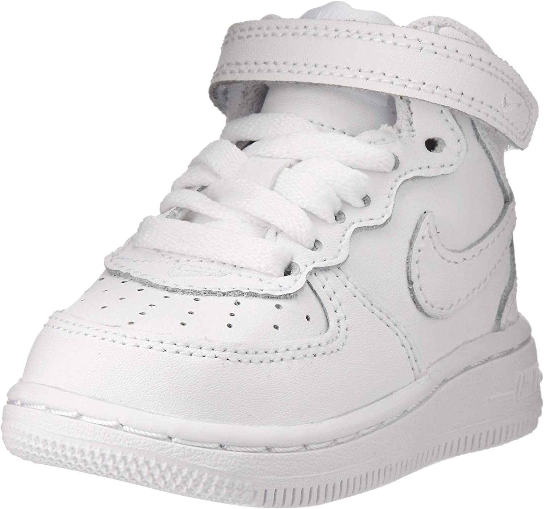 Nike Baby Boys Force 1 Mid (Td) Gymnastics shoes