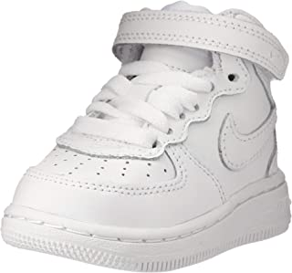 Nike Toddler Air Force 1 Mid Basketball Shoes