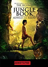 The Second Jungle Book Annotated