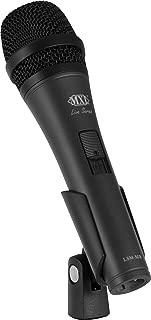 MXL MXLLSM5GR Handheld Magnetic Control Vocal Dynamic Microphone
