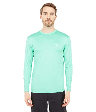 Billabong Arch Mesh Loose Fit Long Sleeve Surf Tee Men