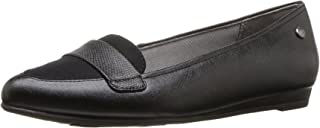 LifeStride Women's Qwin Pointed Toe Flat