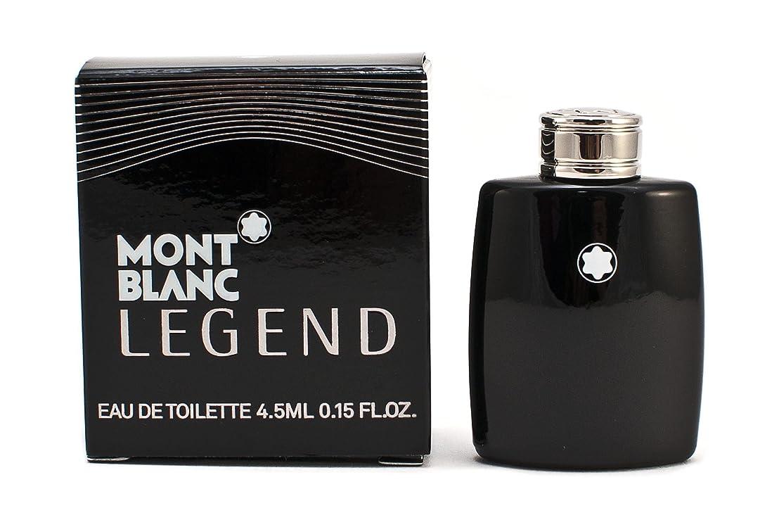 ビバ支払うタンクモンブラン レジェンド EDT 4.5ml ミニ香水(並行輸入品)