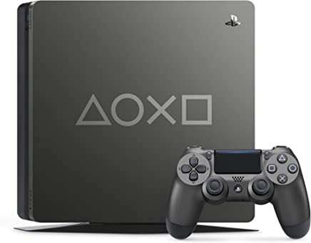 Consola PlayStation 4 Slim de 1TB Days of Play - Special Limited Edition