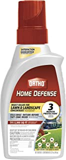 Ortho 0174810 Concentrate Home Defense Insect Killer And Repellent For Pest-Free Lawn Landscape Protection