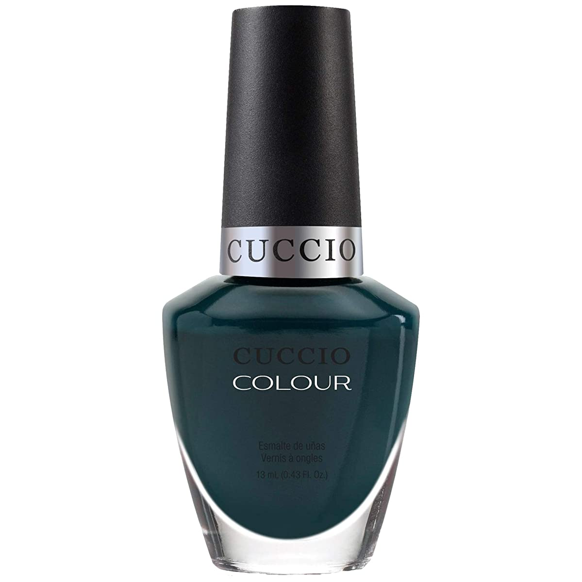 証明する根拠ワーディアンケースCuccio Colour Gloss Lacquer - Prince I've Been Gone - 0.43oz / 13ml