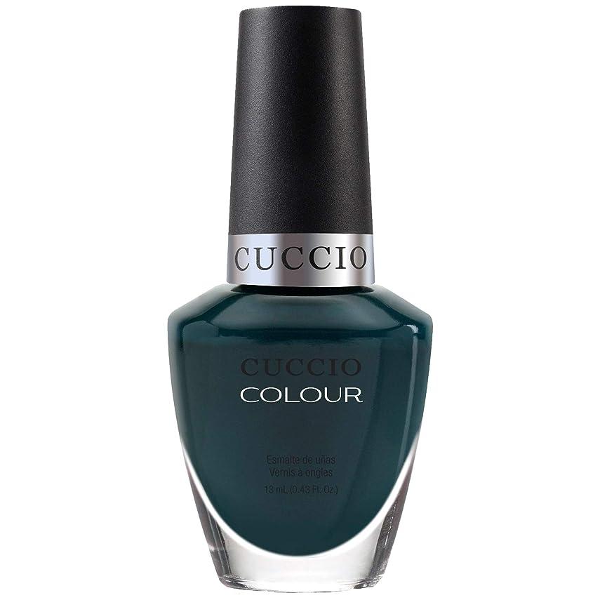 のホスト状態味Cuccio Colour Gloss Lacquer - Prince I've Been Gone - 0.43oz / 13ml