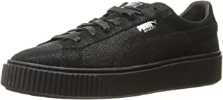 PUMA Women's Basket Platform Reset WN's Fashion Sneaker