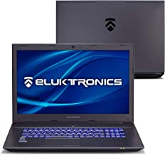 Eluktronics N970TF Desktop Powered CPU Gaming Laptop – NVIDIA GeForce RTX 2070 8GB..