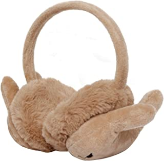 FabSeasons Winter Outdoor Wear Ear Muffs/Warmer for Kids and Adults, Ideal Head/Hair Accessory for winters