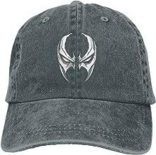 Rzsihzda Spawn Mask Mcfarlane Unisex Adjustable Sports Hat Travel Fashion Caps