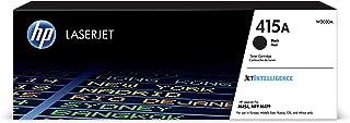 HP 415A W2030A, Negro, Cartucho Tóner Original, de 2.400 páginas, para impresoras HP Color LaserJet Pro M454dw, M454dn, MF...
