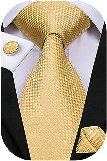 Best mens tie gold Reviews