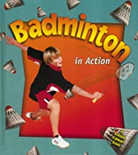 Badminton in Action (Sports in Action (Hardcover))