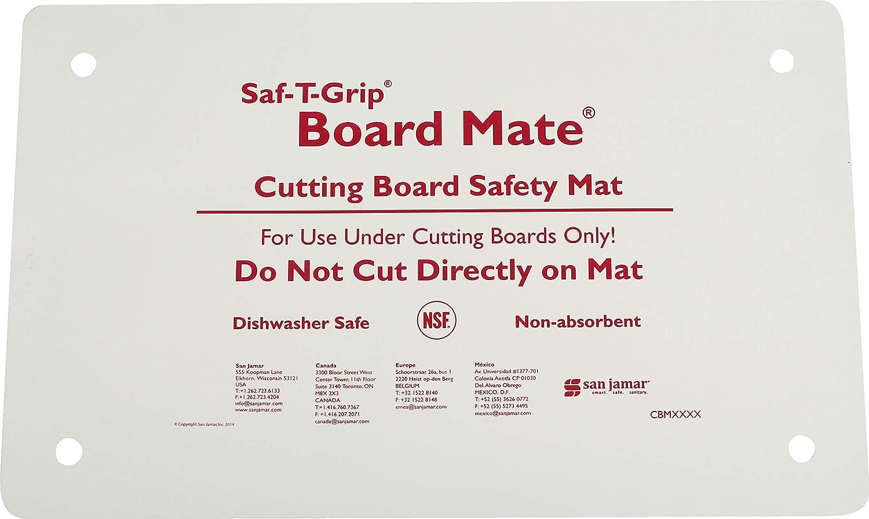 Popularity San Jamar CBM1016 Saf-T-Grip Board-Mate Board Nonslip At the price Cutting Ma