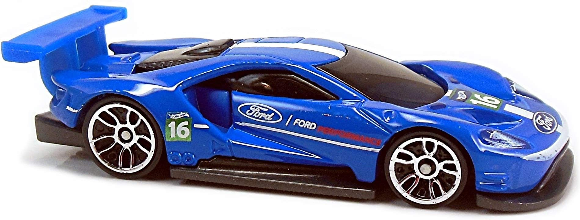 New Sealed 2017 Hot Wheels Ford Performance GT Race Car 166 HW Speed Graphics