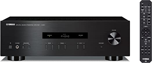 Yamaha A-S201 - Amplificador Hi-Fi estéreo black