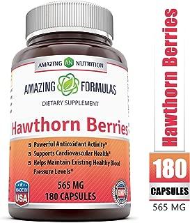 solgar hawthorne herb extract