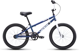 bmx blue and white