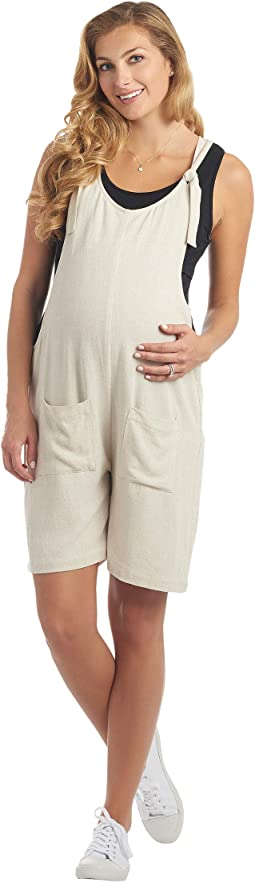 Jodi Maternity/Nursing Short Overall