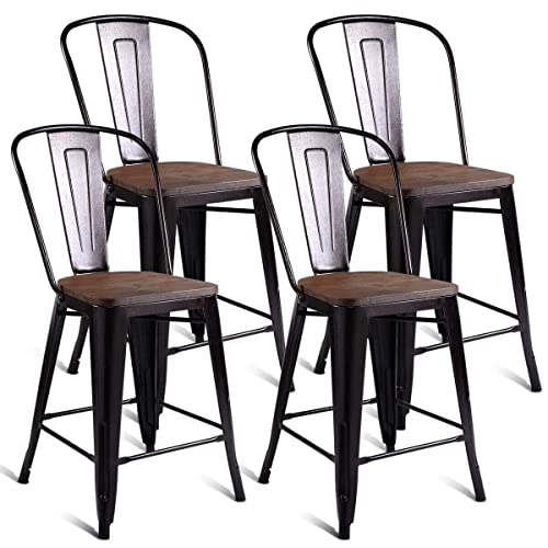info for a0d53 900c2 Farmhouse Bar Stools: Amazon.com