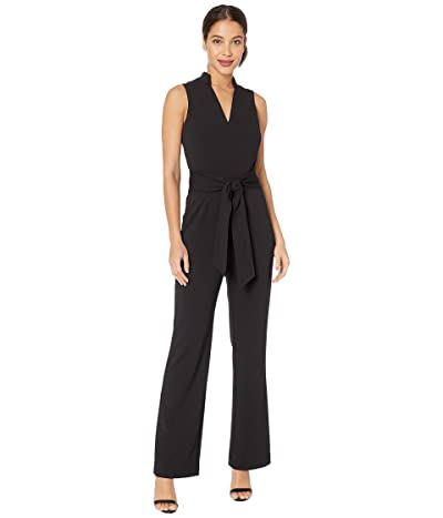 Trina Turk Pedal Jumpsuit (Black) Women