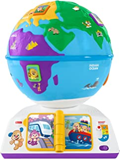 Fisher Price Laugh and Learn Greetings Globe DPR58 Educational Toy