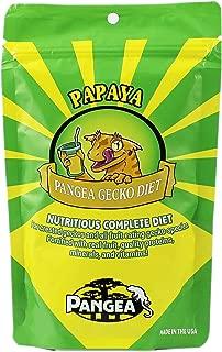 Pangea Banana/Papaya Fruit Mix Complete Crested Gecko Food 1/2 lb